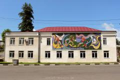 Sports school in Ozurgeti